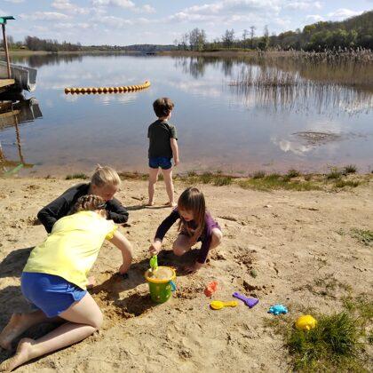 Paplūdimys vaikams