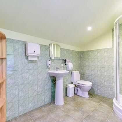 Dvivietio vonios kambarys