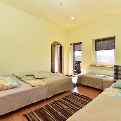 Apartamentų miegamasis II