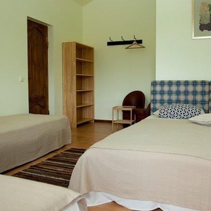 Apartamentų miegamasis